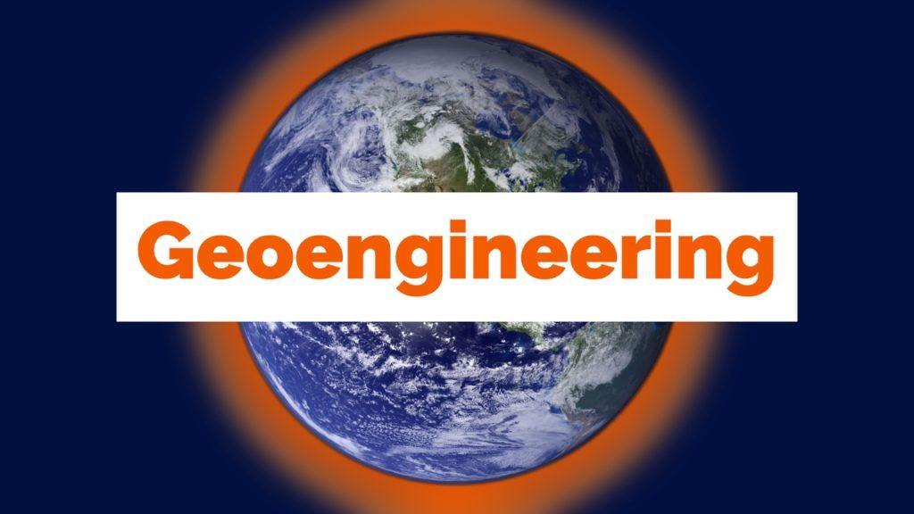 Geoengineering: Wie man die Erde repariert