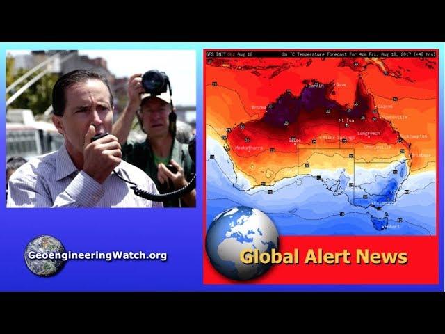 Geoengineering Watch Global Alert News, August 19, 2017 ( Dane Wigington GeoengineeringWatch.org )