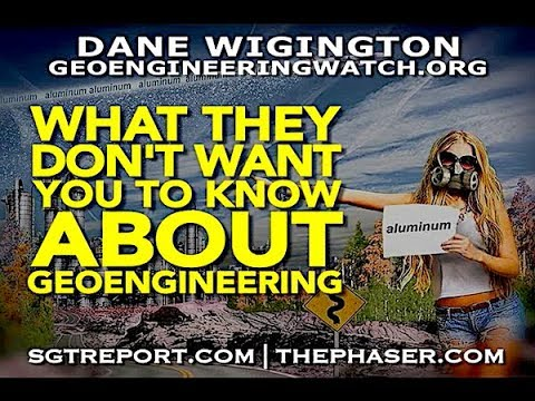 What They DON'T WANT YOU TO KNOW About Geoengineering