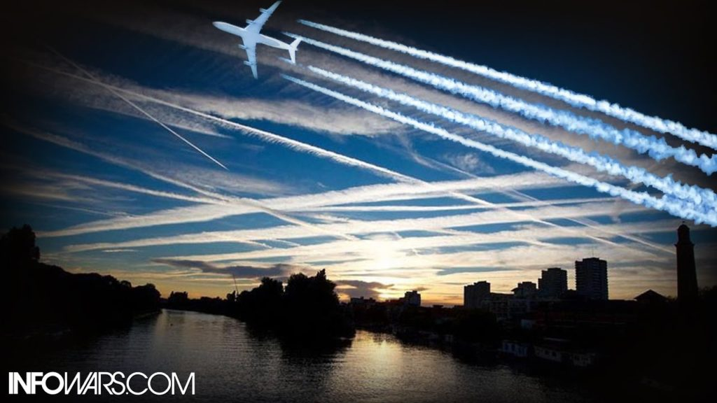 Geoengineering: The Tell Tale Signs
