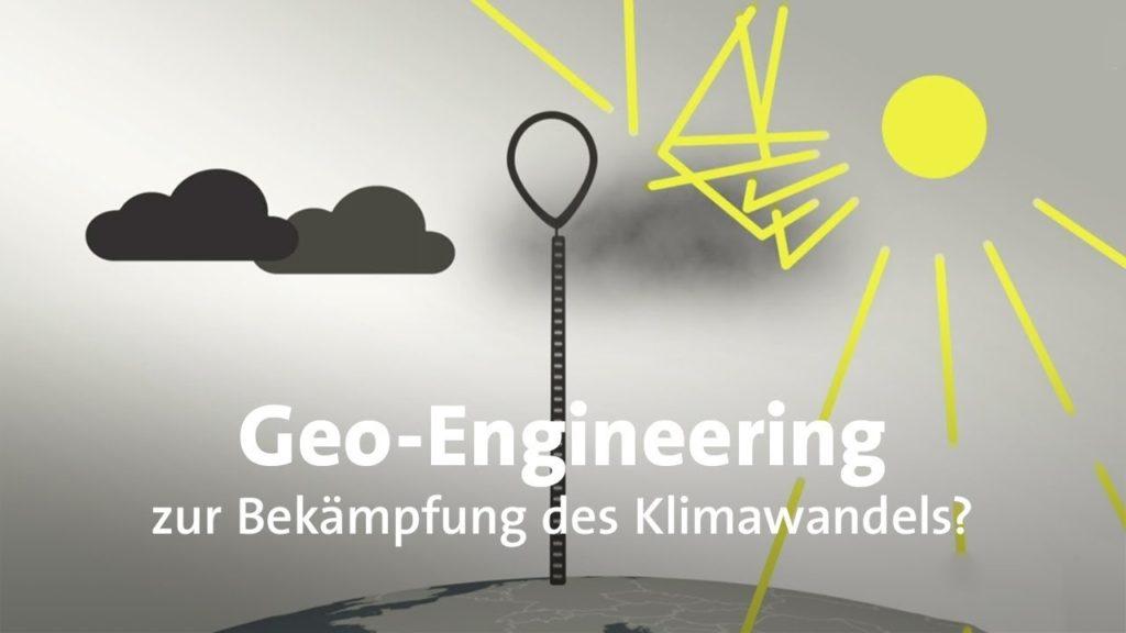 Klimawandel: Experimente mit Geo-Engineering