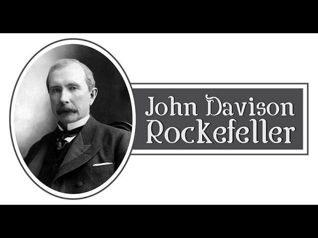 【陰謀論】5分で分かる今更聞けないロックフェラー家の歴史