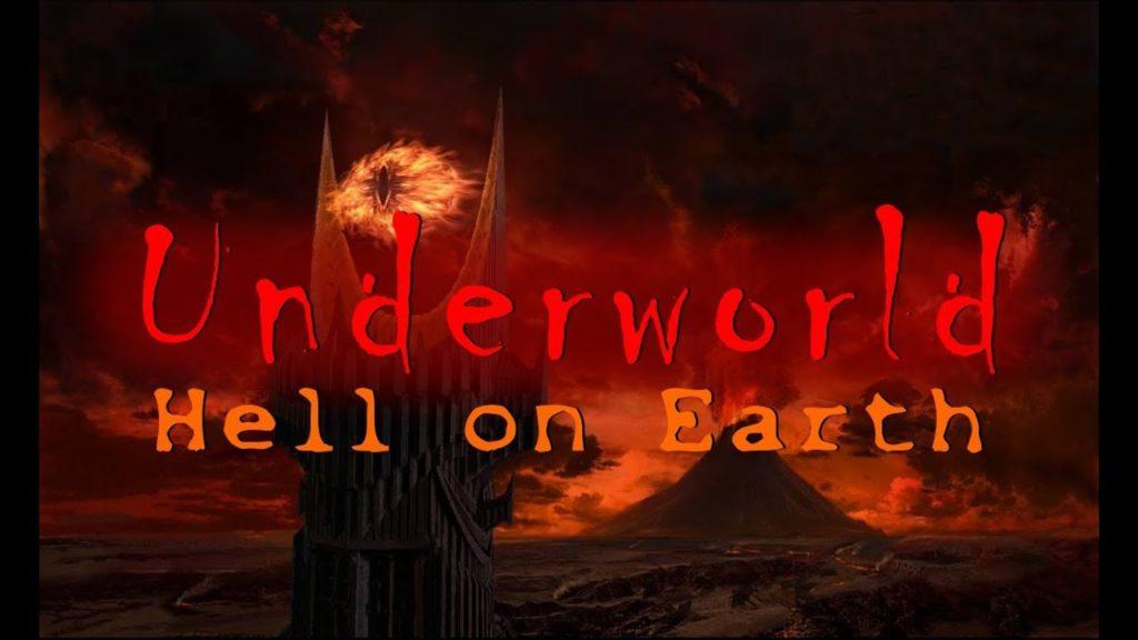 Underworld Hell on Earth from Geoengineering