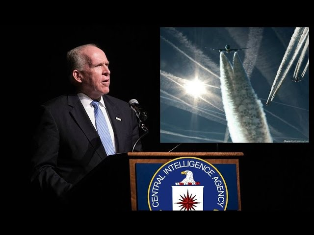Chemtrails: John Brennan Discusses Geoengineering at CFR