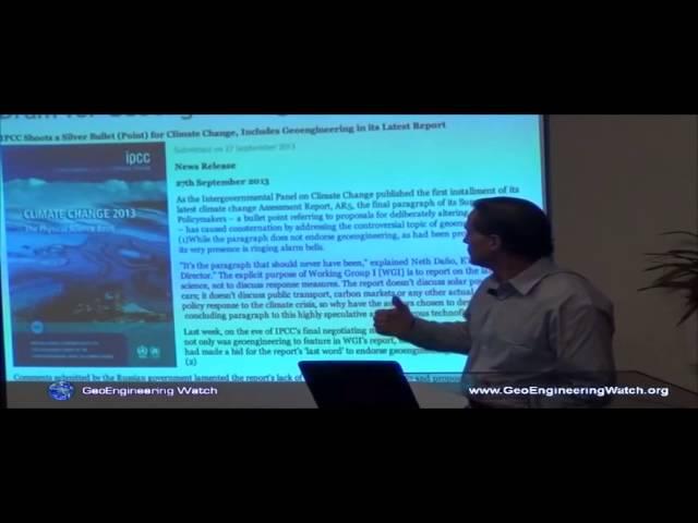 GeoEngineering: The Collapse of Civilization, Weather Warfare Dane Wigington