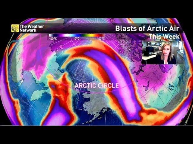 Record Snow in B.C Canada We Don't Need Geoengineering to Cool the Planet (478)