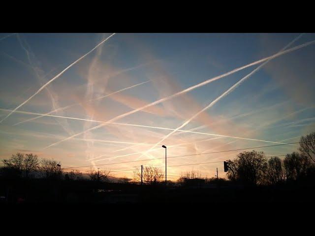 Bundesregierung bestätigt offiziell NATO Chemtrail Projekt Wetterwaffen Geoengineering ?