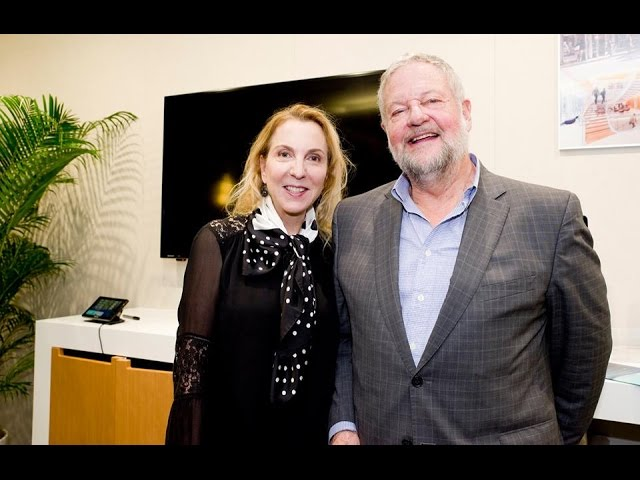 """LOVE & PASSION"" with Susan Rockefeller & David Rockefeller, Jr. on November 8, 2016"