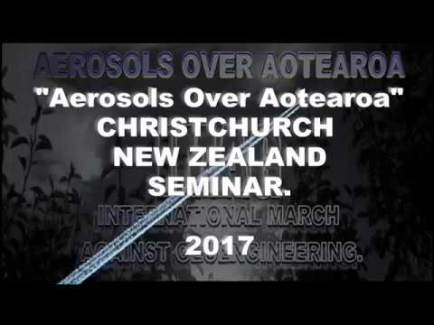 Aerosols Over Aotearoa, Scientific Proof of Geoengineering