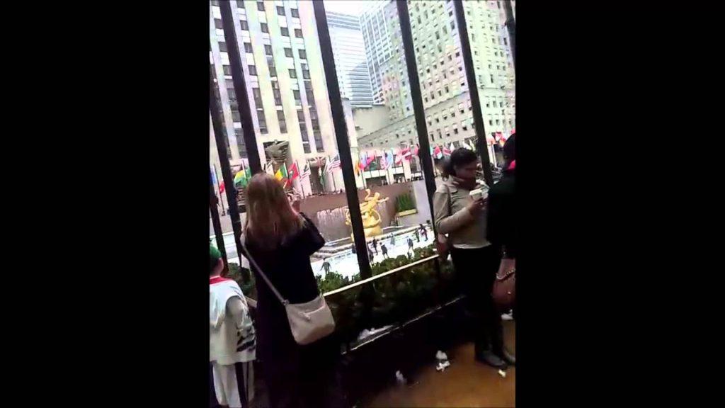 【ニューヨーク】ロックフェラー センター part2 new york city