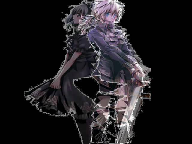 [GUMI] . [Len kagamine] 闇のダンスサイト