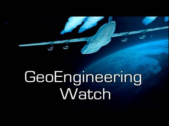 LIVE Updated Presentation – The Most Important Topic of Our Time – GeoEngineering
