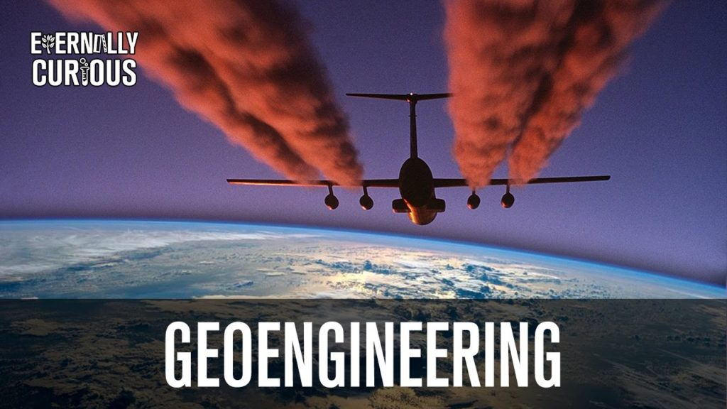 Geoengineering: Solar Radiation Management, How to Fix Climate Change Part 2 | Eternally Curious #10