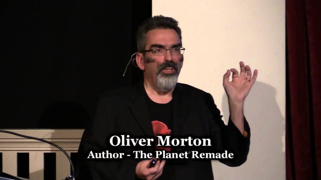 Oliver Morton – How Geoengineering Could Change the World