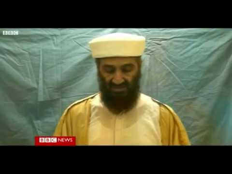 BBC ペンタゴンが発表したビン・ラディンの映像は捏造?