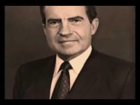 新世界秩序 リチャード・ニクソン New World Order, Richard Nixon
