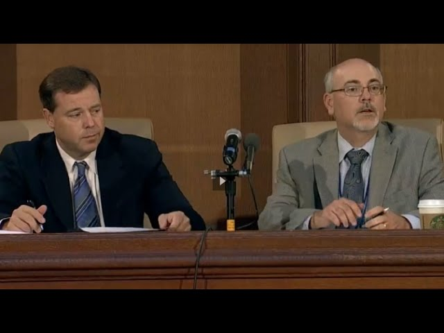 EPA Hearing on Jet Pollution and Geoengineering – August 11, 2015