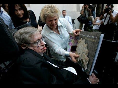 霍金33年前就死了?陰謀論者提4證據 揭開預言操控:輪椅上是傀儡