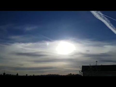 Don't believe in Geoengineering? Watch this…(03-05-2017)