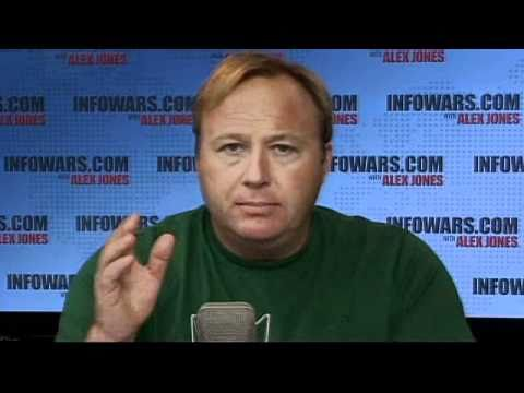 Geo-Engineering: Killing Off The Useless Eaters – The Alex Jones Show 1/2