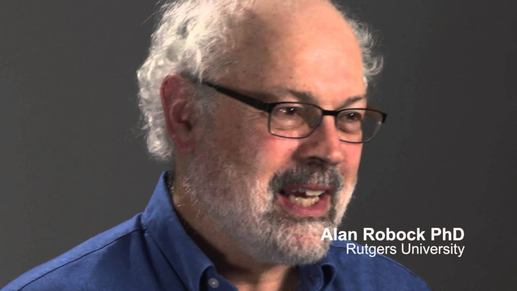 Alan Robock on GeoEngineering