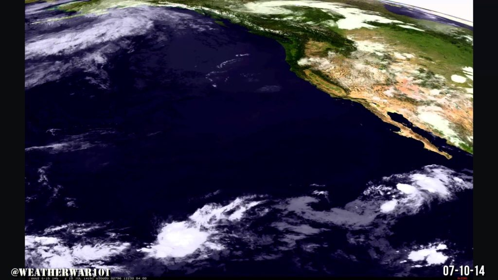 Geoengineering: California Drought 101