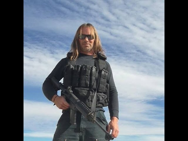"AR-15 ""Open Carry"" Geoengineering Activist Sets Up The Police And Demands Charges-Investigation"