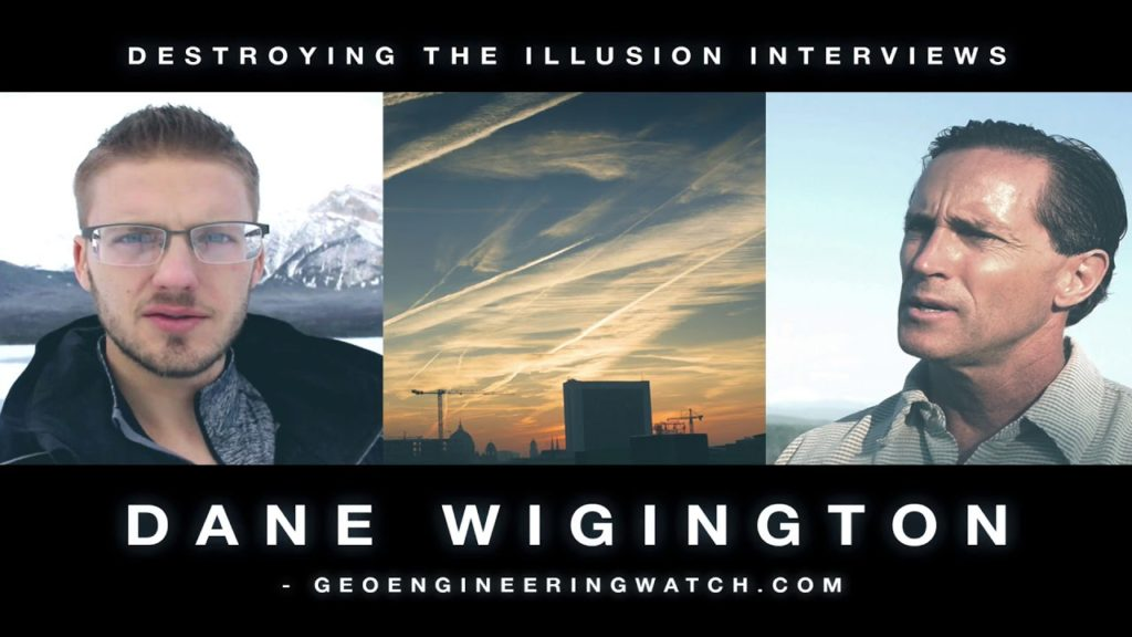 Interview w/ Dane Wigington of GEOENGINEERINGWATCH.ORG – Current State of the Geoengineering Fight