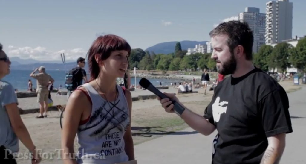 Chemtrails And Geoengineering (with former Premier of BC Bill Vander Zalm)