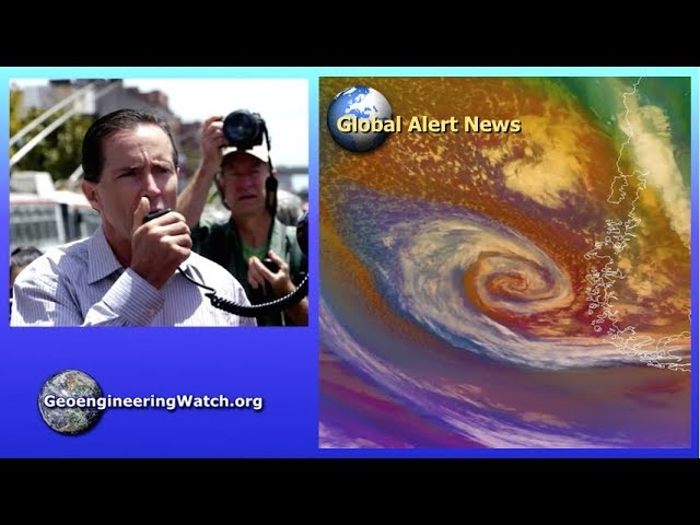Geoengineering Watch Global Alert News, April 28, 2018, #142 ( Dane Wigington )