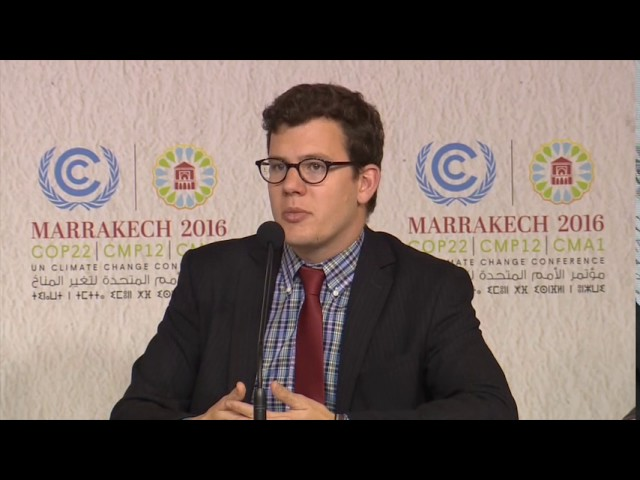 Climate Geoengineering and its Governance COP22, UNFCCC