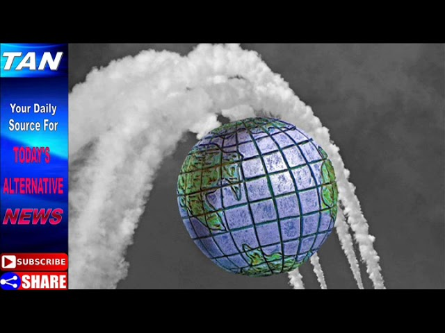 HARVARD JUST HOSTED A CONFERENCE ON GEO ENGINEERING CHEMTRAILS