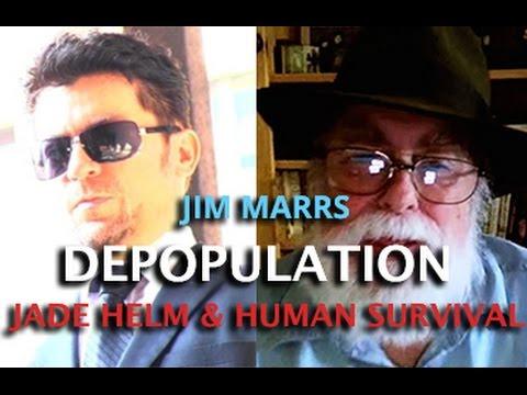 DARK JOURNALIST – JIM MARRS – DEPOPULATION JADE HELM GMO & GEOENGINEERING