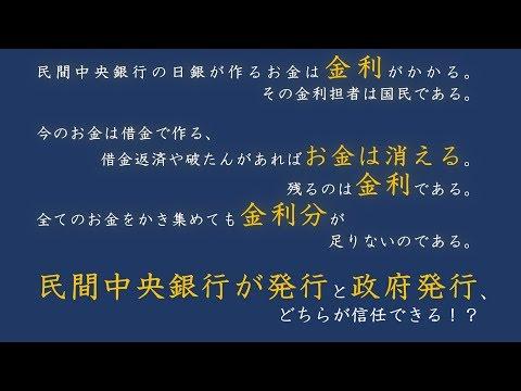 陰謀論とネコでも分かる経済(バランスシート編)