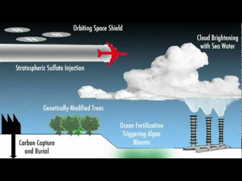 Geoengineering explained by G. Edward Griffin