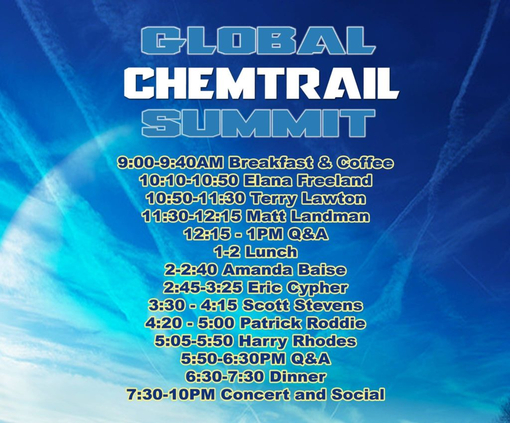 It's Time To Talk About Chemtrails And Geoengineering – Matt Landman on PFT Live