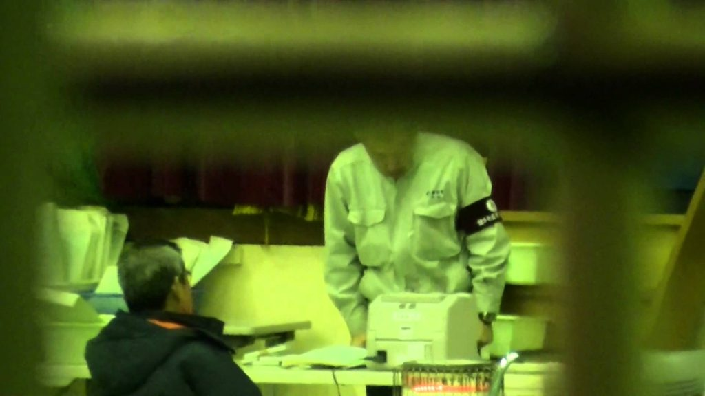 【衝撃!】選管ぐるみの不正選挙を証明する決定的な証拠映像!【諫早市選管】