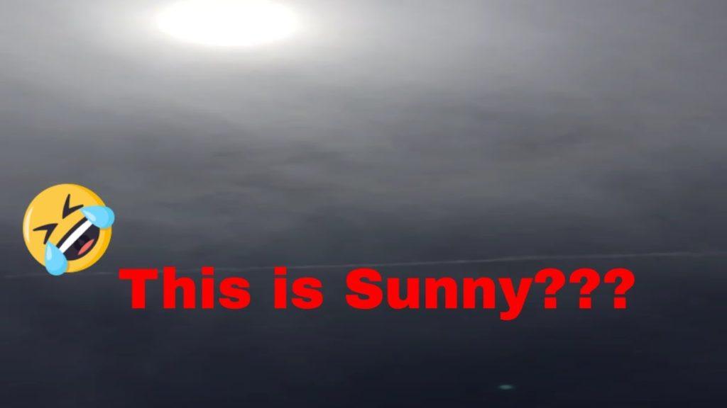 Sunny=100% chance of Geoengineering
