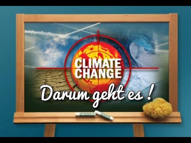 Chemtrails – Klimawandel – Geoengineering
