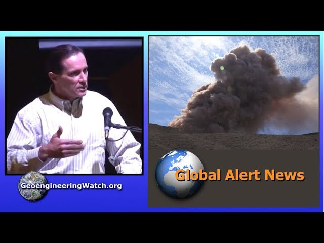 Geoengineering Watch Global Alert News, May 5, 2018, #143 ( Dane Wigington )