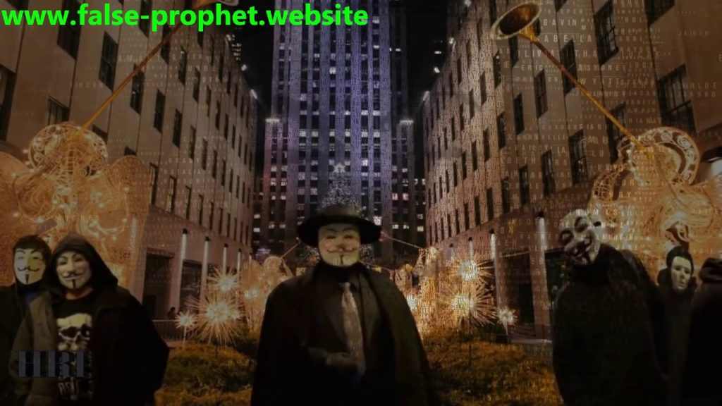 Anonymous – The End of David Rockefeller and Depopulation in Northeastern U S.