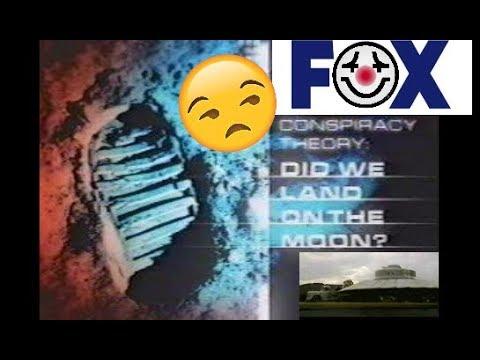 『廣東話』《字幕》霍士電視台假膠陰謀論: 我們有冇曾經登月? FOX TV abuse of conspiracy theory: Did we land on the moon?【陰謀妄想症】