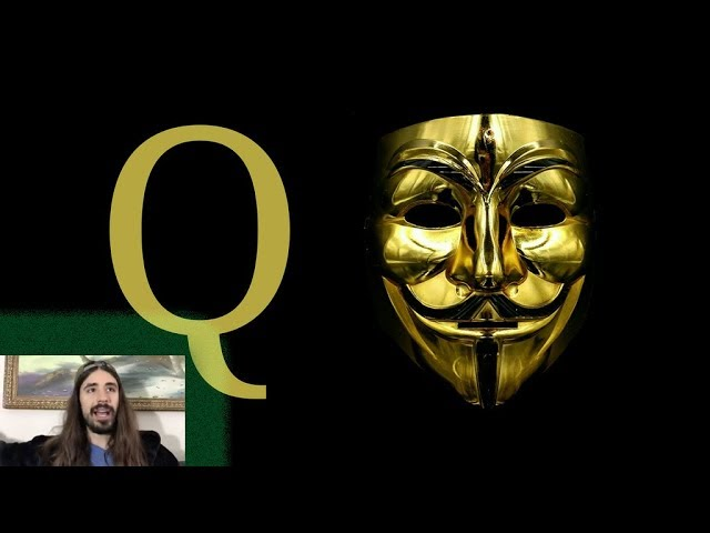 Why Q Anon Doesn't Interest Me Anymore (For A While Now…)