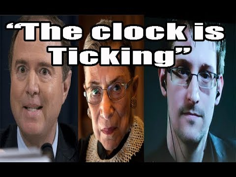 Q Anon Drops Explosive Info On Snowden, Ginsburg, Schiff and More!