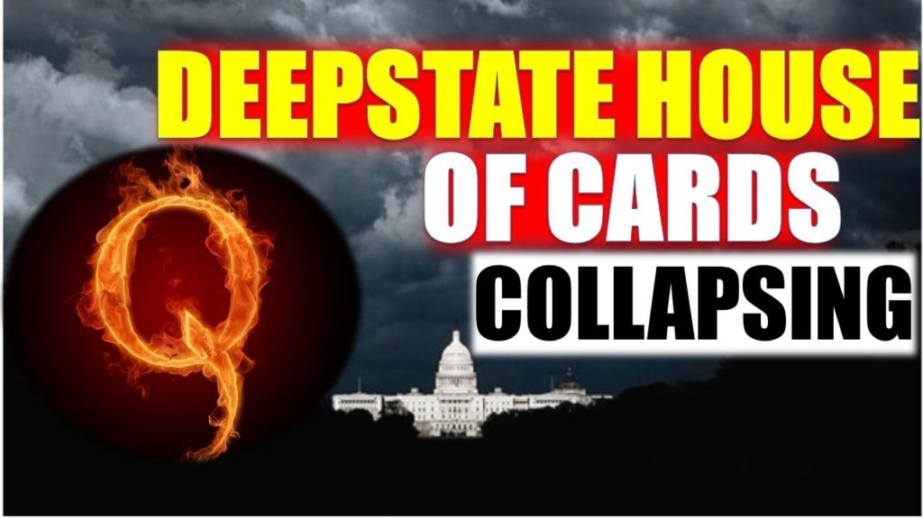 Q Anon 🔴Arrest Made! Confirms!  Deepstate House Of Cards  Collapsing