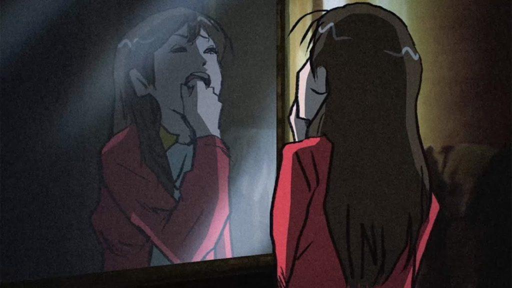 【公式】闇芝居 四期 第9話「歯ぎしり」