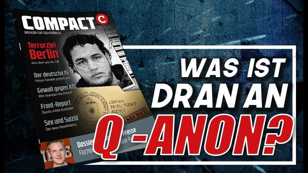 Was steckt hinter Q Anon? COMPACT 2/19