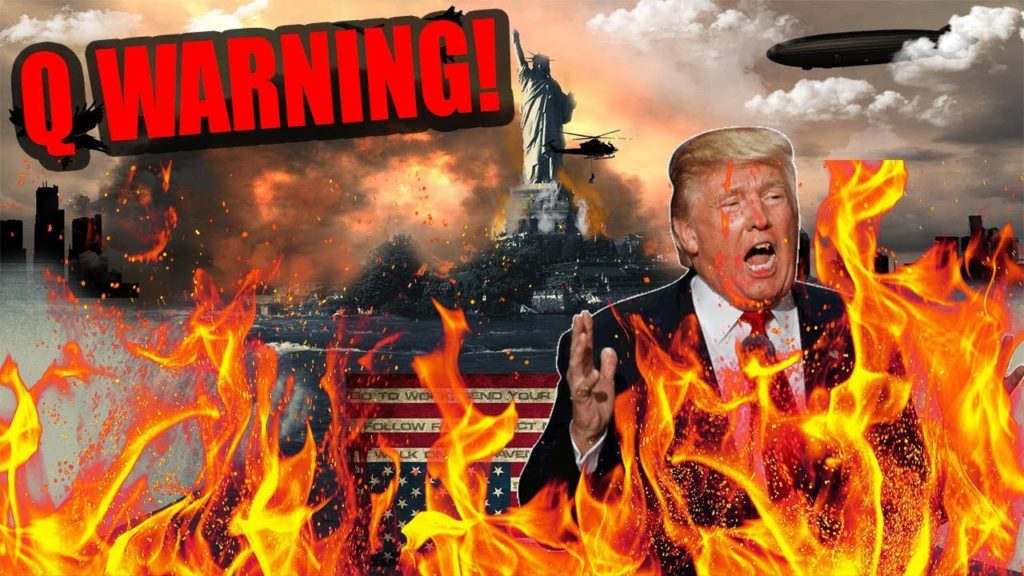 'Q' ANON Warns U.S!🔴 Issued Warning To All Americans, Start Preparing Now