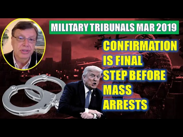 Dave Janda Warns🚨 Trumps Mass Arrests Are Coming In Mar 2019 -Confirmation Final Step