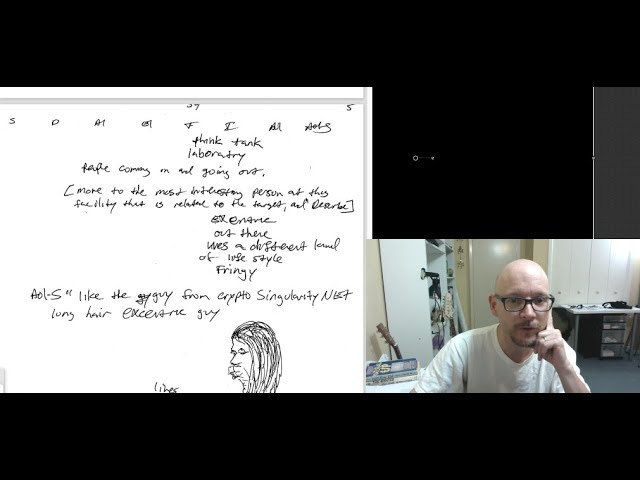 Remote Viewing: The Q anon Sessions, 7 Pt 2. The Fringe